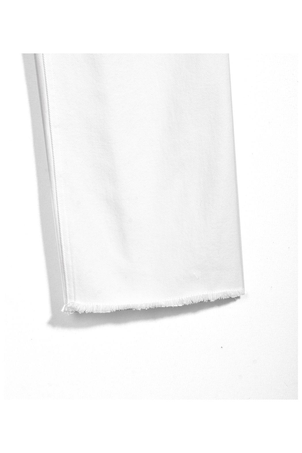 Quần jean trơn. STRAIGHT form - 10F20DPAW024