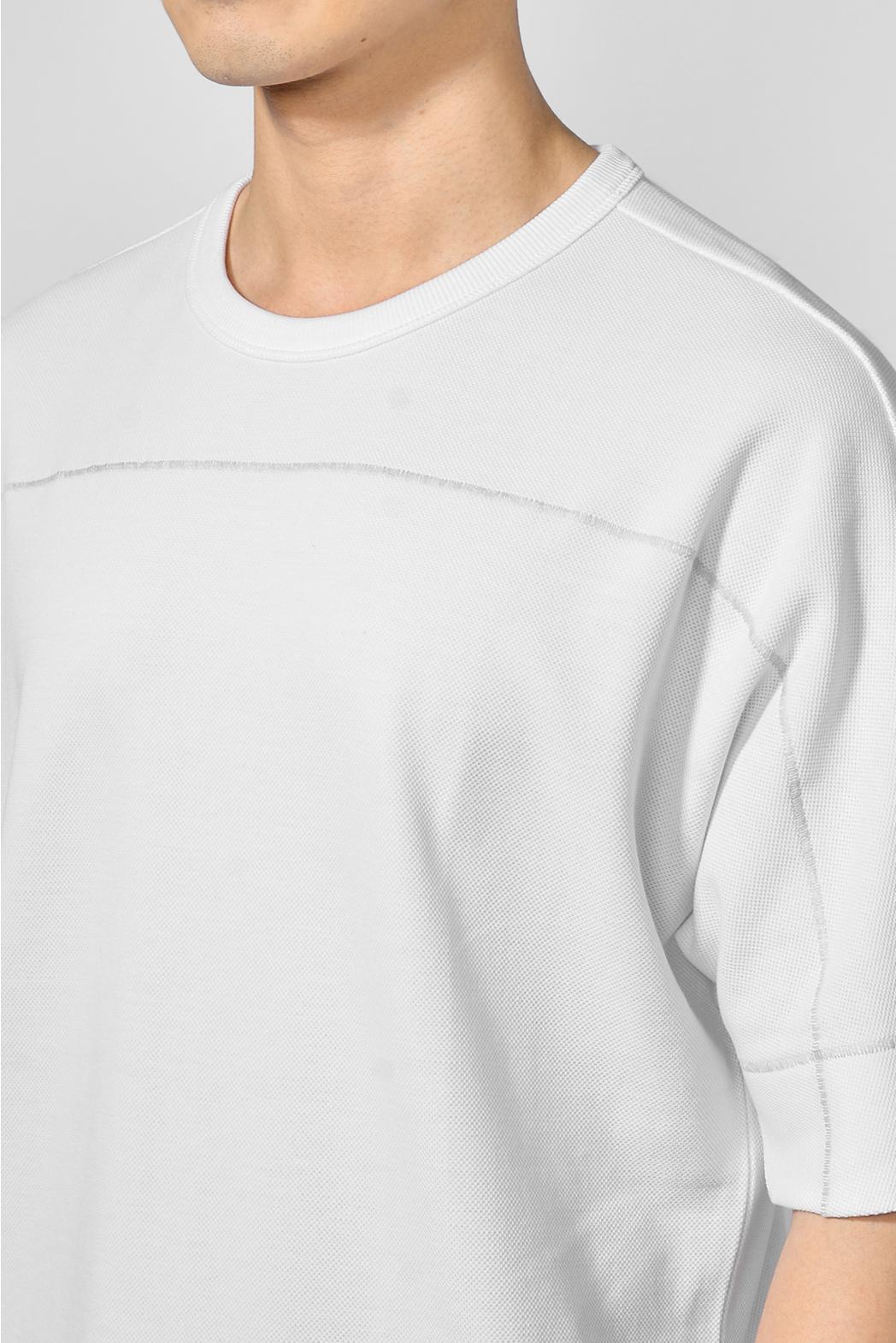 Áo thun tay ngắn, rã thân. LOOSE form - 10F20TSH022