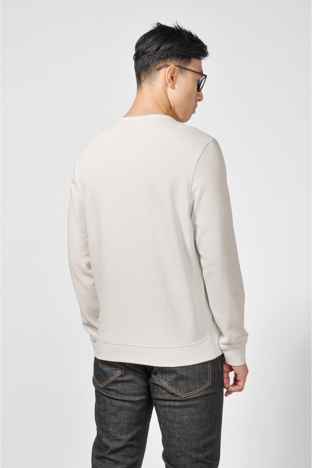 Áo thun tay dài, có túi. REGULAR form - 10F20TSH048